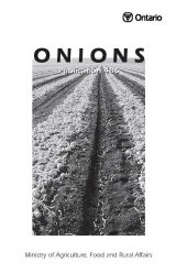 Front cover image of Publication 486, Onions