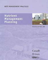 BMP Cover - Nutrient Management Planning