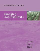 BMP Cover - Management Crop Nutrients