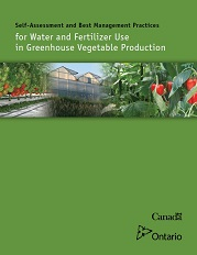 Self-Assessment and Best Management Practices for Water and Fertilizer Use In Greenhouse Vegetable Production