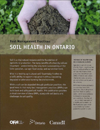 Soil Health in Ontario